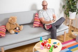 Andreas Reiter: Kinder sind mir immer willkommen